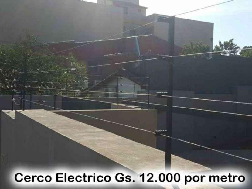 Cerco eléctrico - 0