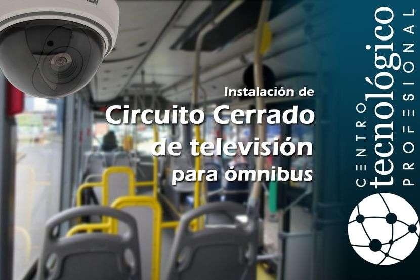 Cámaras de Videovigilancia para Buses de Transporte Público de Pasajeros - 0