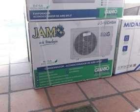 Aire acondicionado Split Jam de 12.000 btu eco