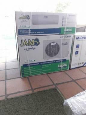 Aire acondicionado JAM Eco de 12.000 btu