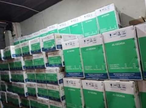 Aire acondicionado Split Jam de 12.000 btu eco - 1