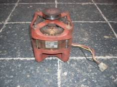 Motor eléctrico monofásico WEG