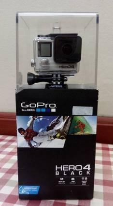GoPro Cámara Hero 4 Black
