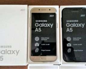 Samsung Galaxy A5 2017 nuevos en caja