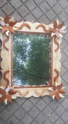 Espejos de Cedro y Pino