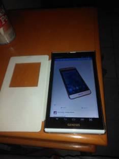 Tablet génesis 7327 para chip