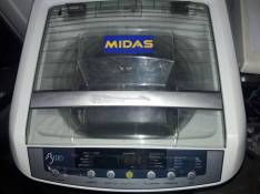 Lavarropas Midas y Mabe de 8.5 kg