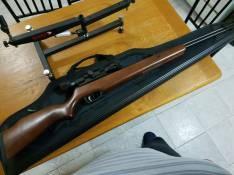 Rifle de Aire Comprimido 5.5 AR3000 con mira telescopica