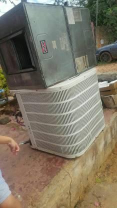 Aire acondicionado Central de 60.000 btu