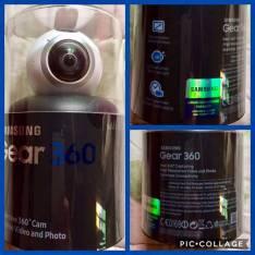 Samsung galaxy Gear 360