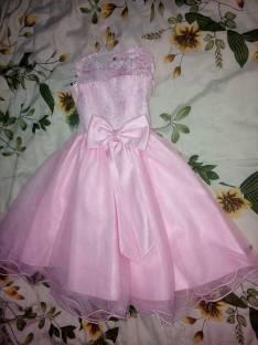 Vestido para nena