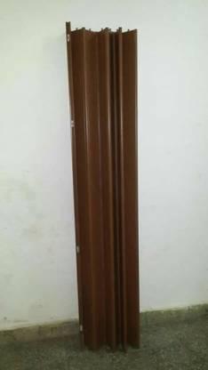 Puerta plegadiza PVC