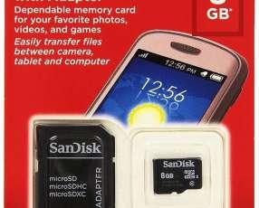 SanDisk 8 GB Class 4 microSD Card