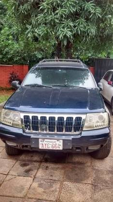 Jeep Grand Cherokee Limited 2003 motor 3.0 diésel