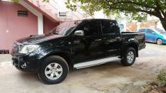 Toyota Hilux 2011 motor 3.0 mecánico