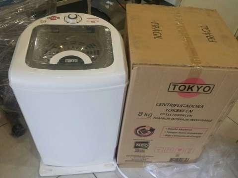 Centrifugadora Tokyo 8 kilos