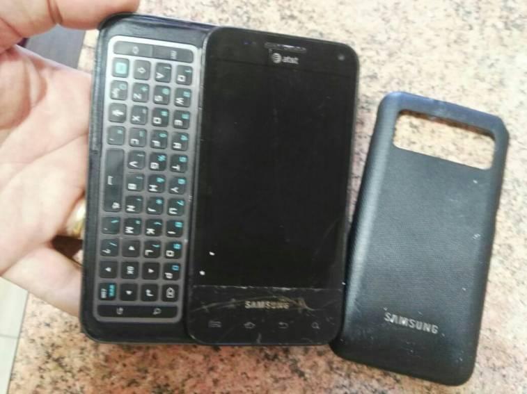 Samsung Galaxy S2 repuestos