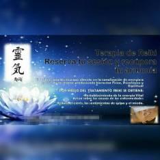 Reiki Tradicional Usui Reserva Tu Sesión Y Recupera Tu Armonía