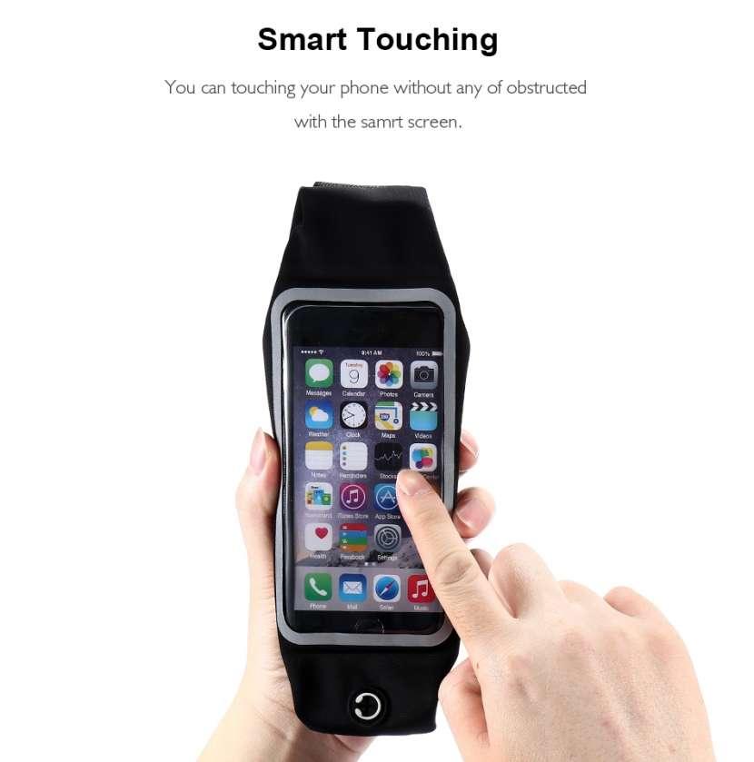 Riñonera deportiva para celulares - 2