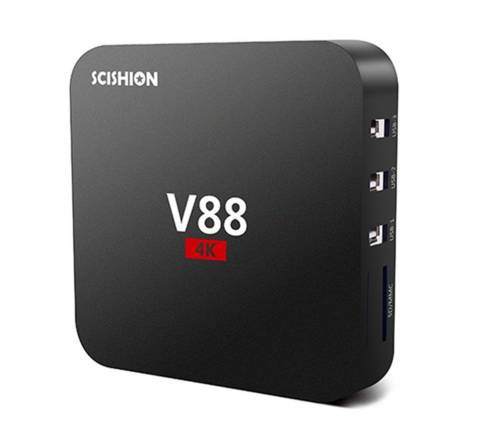 Smart TV Box Android 5.1 Reproductor Multimedia