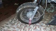 Rueda trasera y delantera motoneta kenton city sports