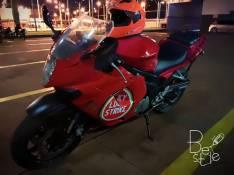 Moto 650 cc