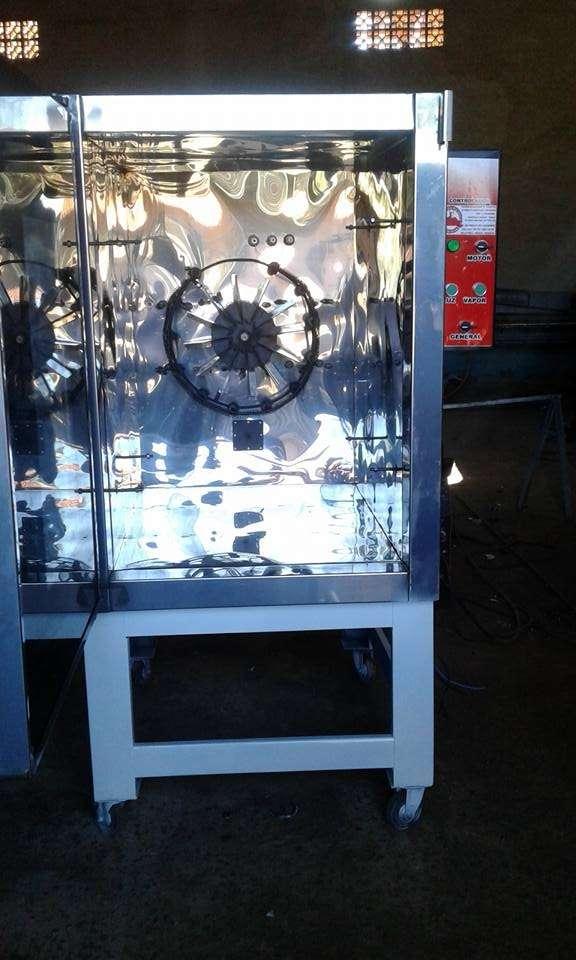 Horno Turbo Convector de 10 bandejas en Acero Inoxidable. - 2