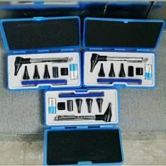 Otoscopio estomatoscopio oftalmoscopio