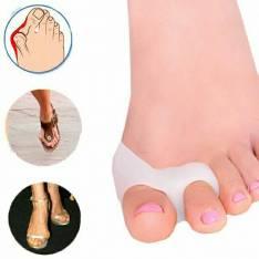 Silicona para juanetes del pie