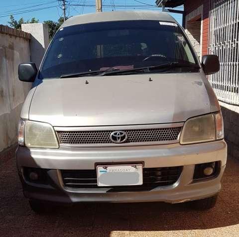 Toyota Noah 1998 diésel automático