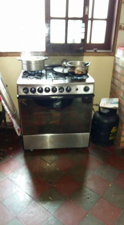 cocina whirlpool de 6 hornallas nidia isabel