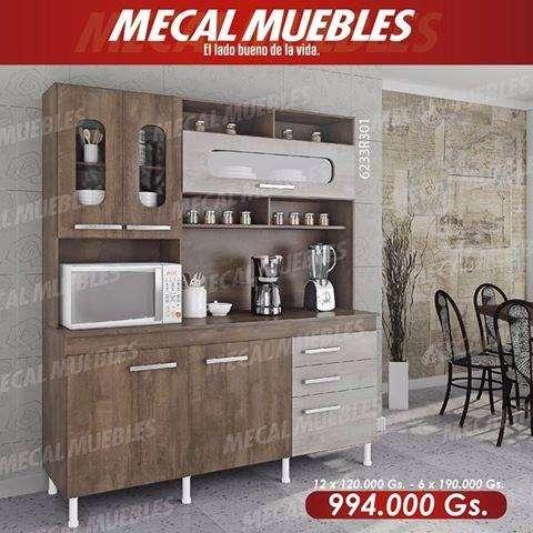 Fiambrera angie123456 for Muebles de cocina anos 80
