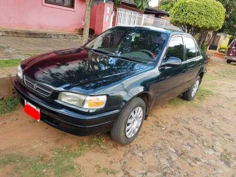 Toyota Corolla 1997 diésel mecánico
