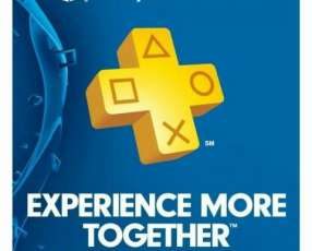 PlayStation Plus para ps3/ps4 /ps vita