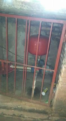 Duplex semi terminado sanlorenzo barrio policial seguro residencial todo a mano