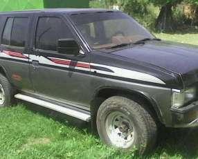 Nissan Terrano 1990 motor td27 turbo diésel