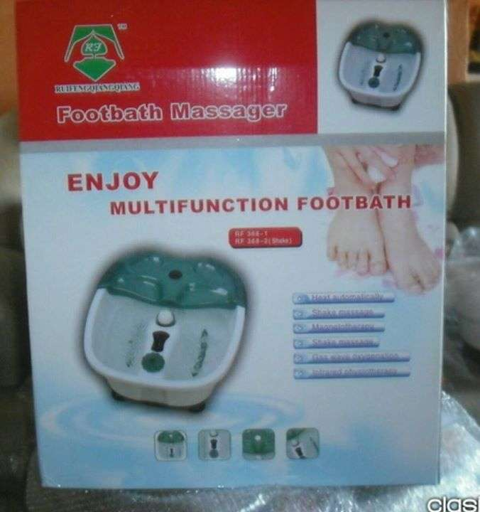 Masajeadores de pie nuevos - 0