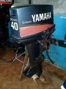 Motor Fuera de borda Yamaha de 40 hp