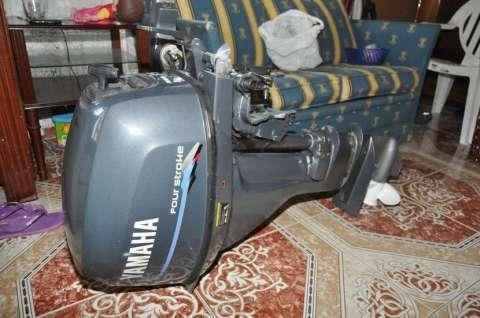 Motor Yamaha 15 cv cuatro tiempos