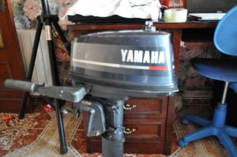 Motor Yamaha 4 CV dos tiempos