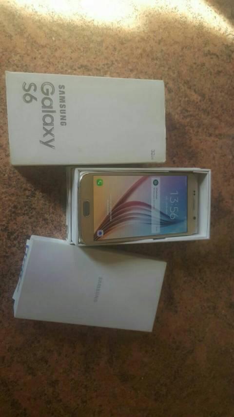 Samsung Galaxy s6 normal