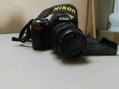 Cámara Nikon D40