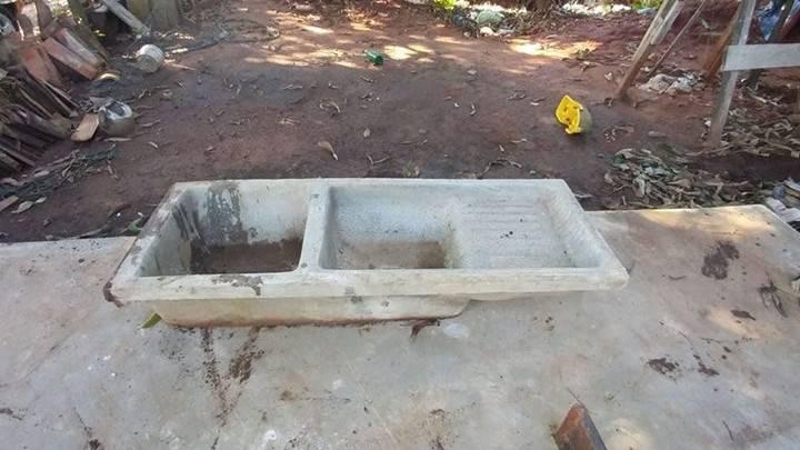 Pileta de cemento arielo for Piletas de cemento precios