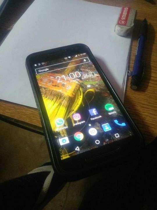 Motorola G3 Impecable