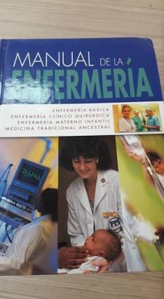 Manual de enfermería con el CD incluido