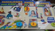 Libros de manualidades para niños.