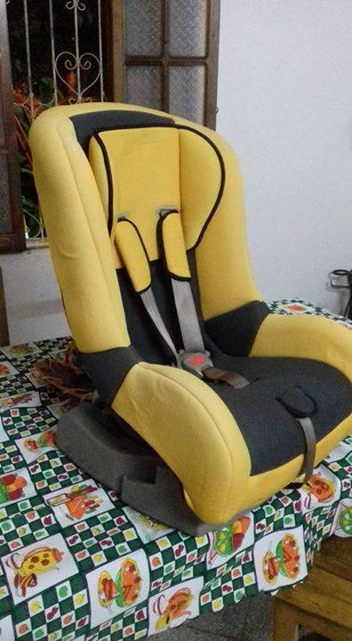 Silla para ni os hasta 4 a os carfas automoviles for Sillas para nino de 5 anos