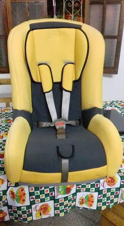 Silla para ni os hasta 4 a os carfas automoviles for Sillas para auto ninos 9 anos
