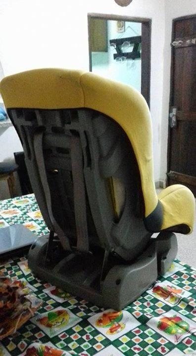 Silla para ni os hasta 4 a os carfas automoviles for Sillas para ninos de 3 a 6 anos