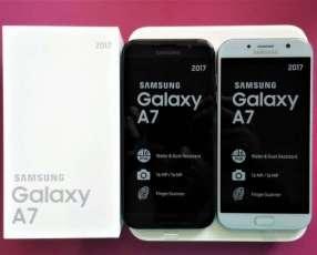 Samsung Galaxy A7 2017 nuevos en caja